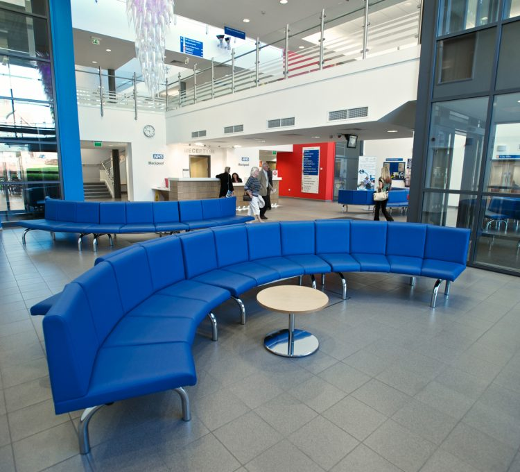 Blackpool Whitegate Drive Health Centre - Kajima UK