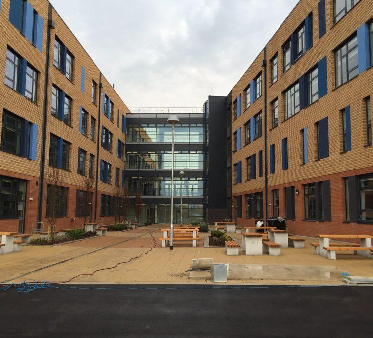 Longdean School New Building